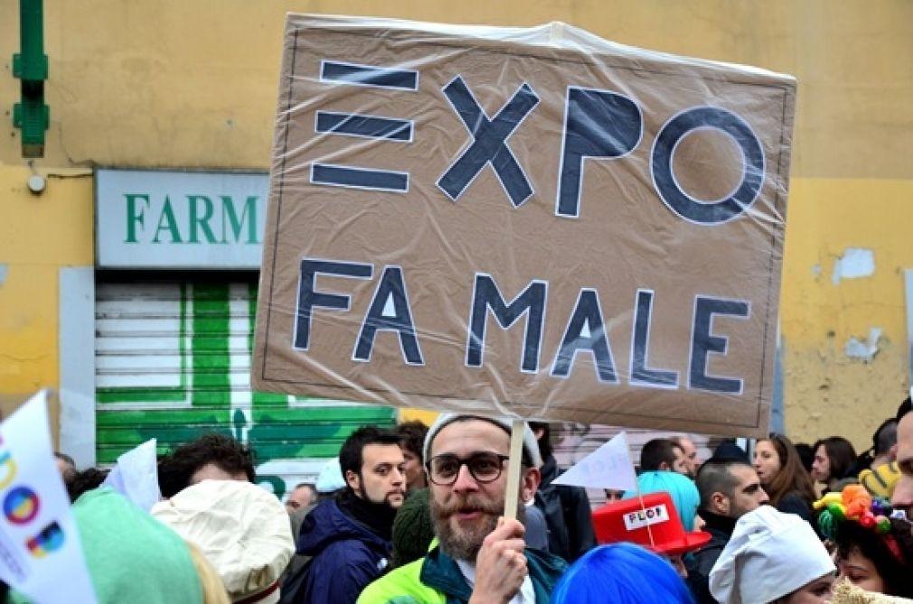 1 maggio 2015: la vera violenza è quella di Expo