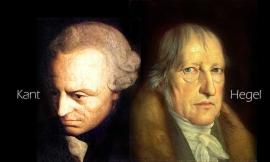 Valentini, Hegel e Weil