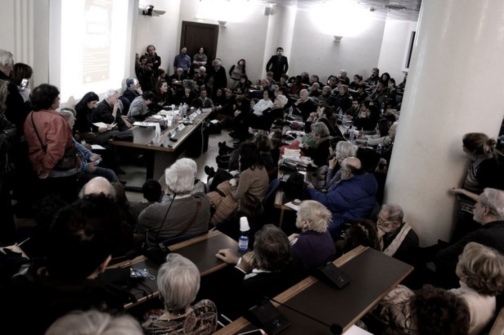 L'Università di Roma censura Ilan Pappé