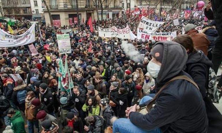 Francia, a che punto è la protesta contro la riforma delle pensioni