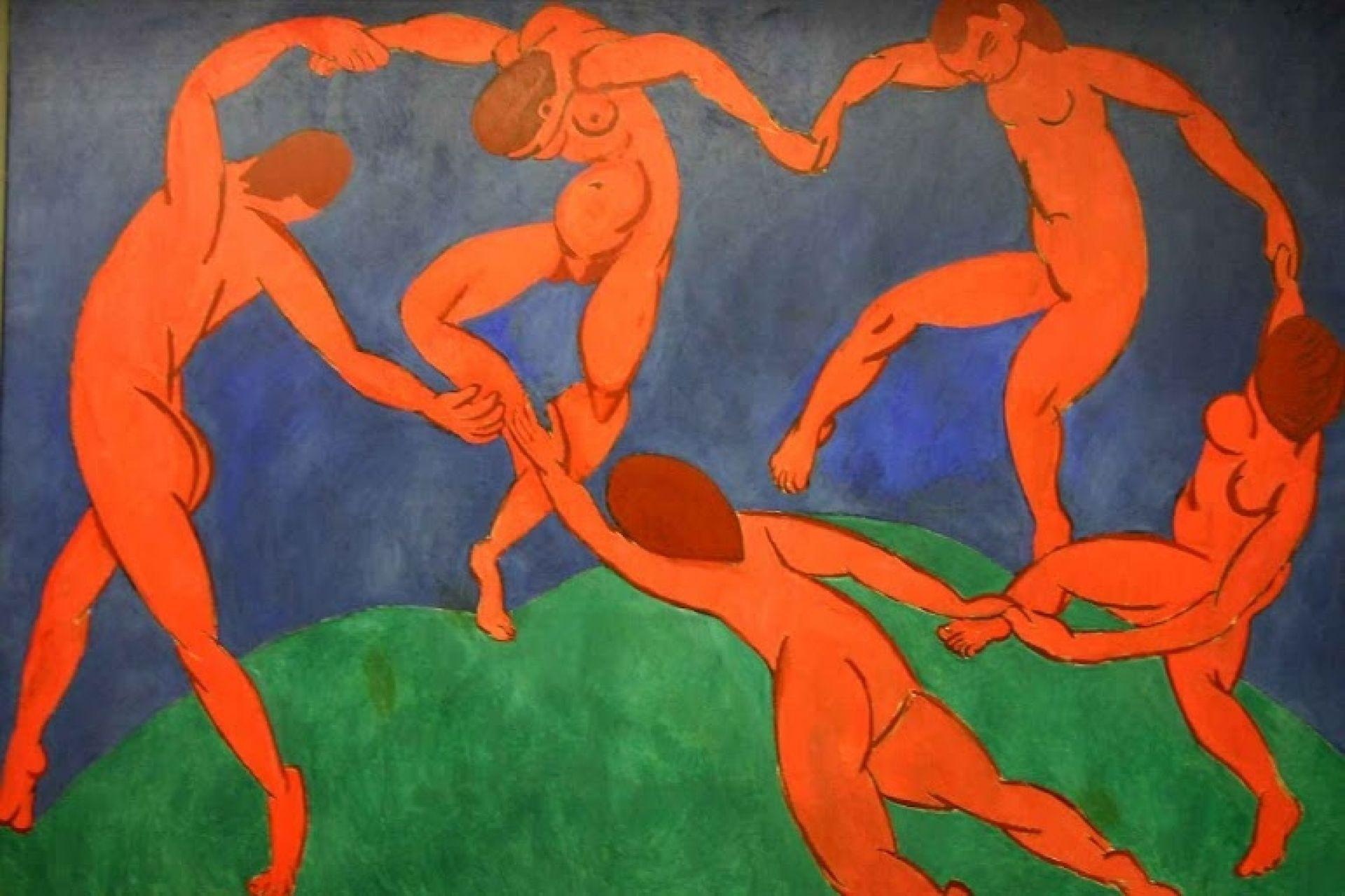 Matisse in mostra  un caso esemplare di orientalismo Credits  La Danza -  Henri Matisse. La mostra f4ea5331097e