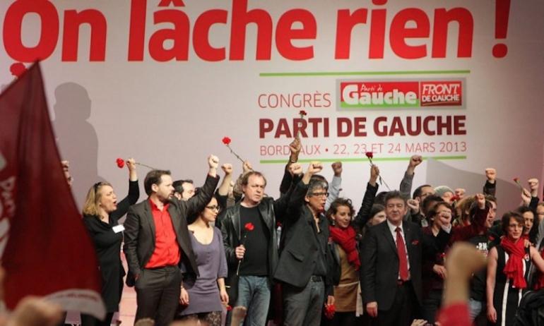 Il Parti de Gauche rompe con la Sinistra Europea