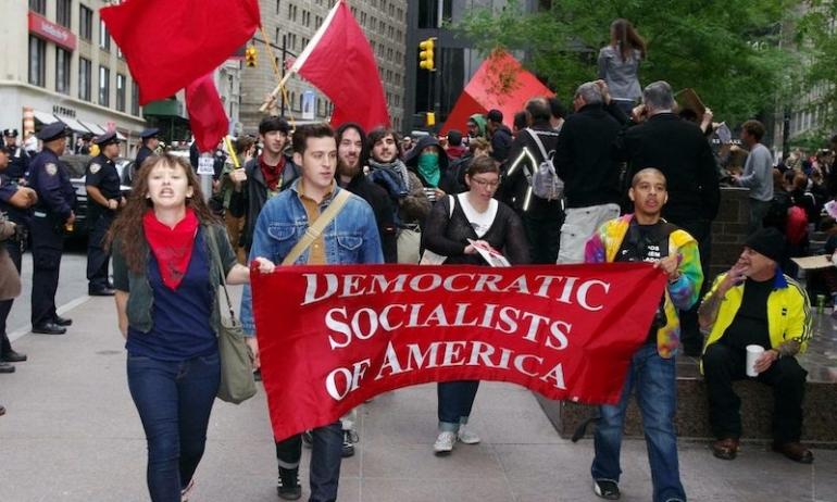 Chi sono i Socialisti Democratici d'America? Intervista ad Annie Levin
