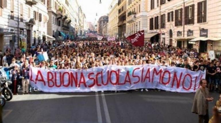 Appello alle organizzazioni sindacali della scuola