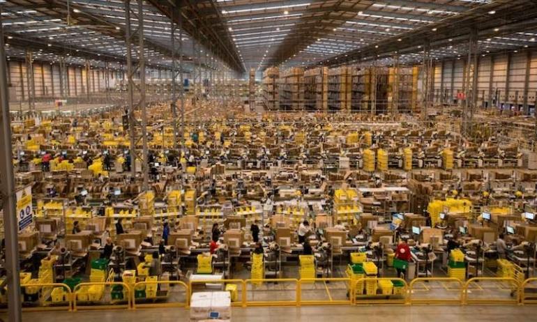 I 4 padroni della rete (terza parte) - Amazon