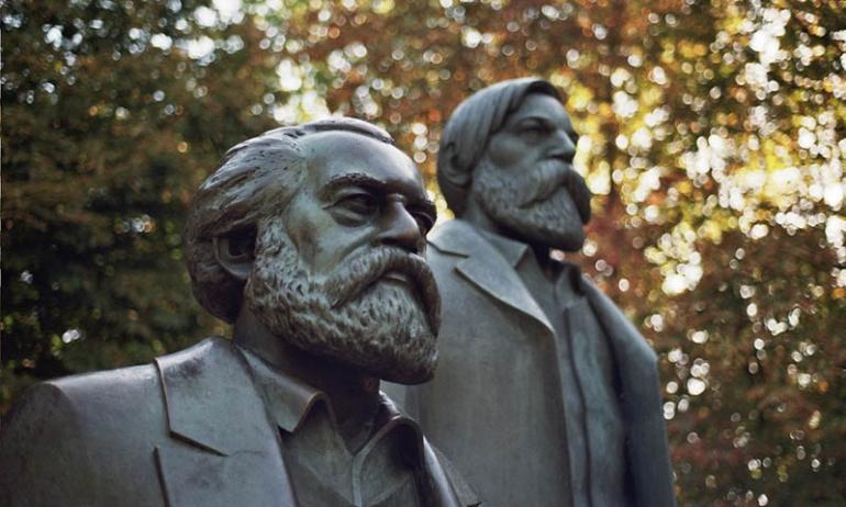 """""""Je ne suis pas marxiste""""? Ovvero Marx citato a sproposito"""