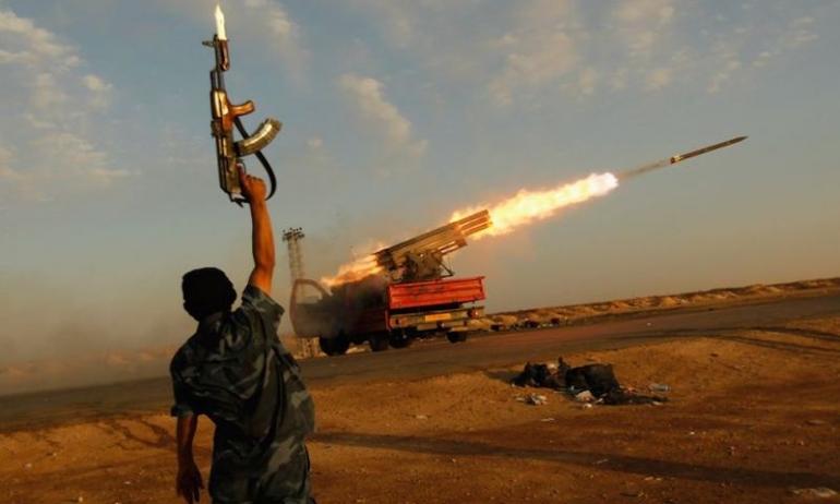 Risultati immagini per Guerra a libia
