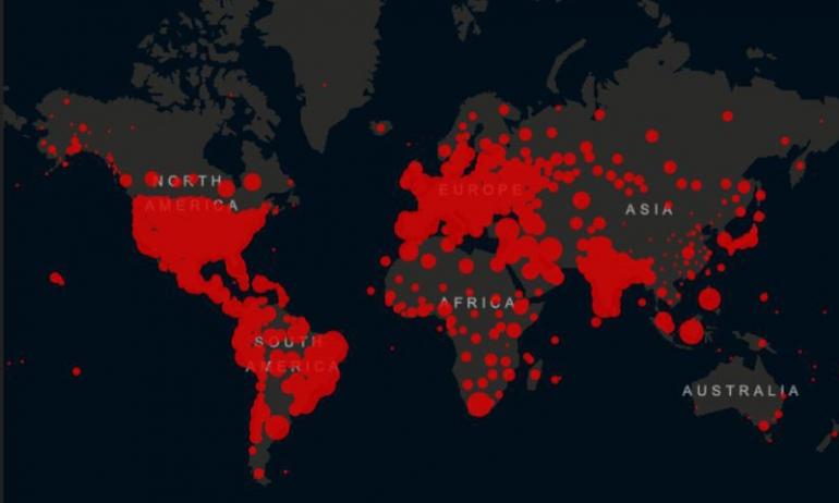 Riflessioni comparative sulla pandemia