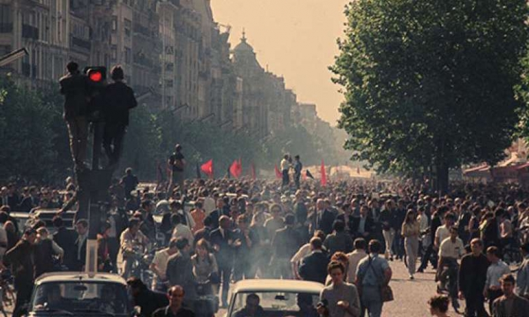 Il nuovo maggio francese sfida il presidente dei ricchi