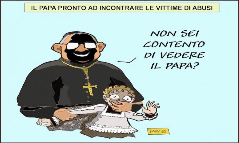 Bergoglio, un elefante in una cristalleria