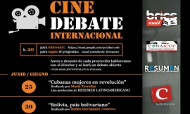 Cine debate internacional